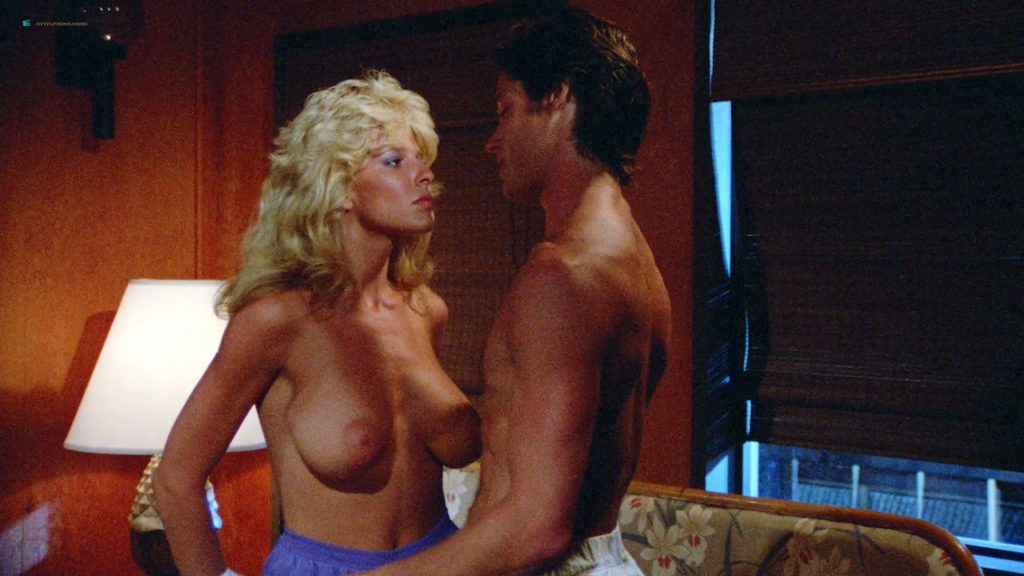 Dona Speir nude Hope Marie Carlton and Patty Duffek nude too- Hard Ticket to Hawaii (1987) HD 1080p BluRay (5)