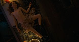 Emily Browning nude hot sex Hani Furstenberg nude sex too - American Gods (2019) s2e5 HD 1080p (3)
