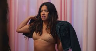 Gina Rodriguez hot and some sex Brittany Snow and DeWanda Wise hot - Someone Great (2019) HD 1080p (7)