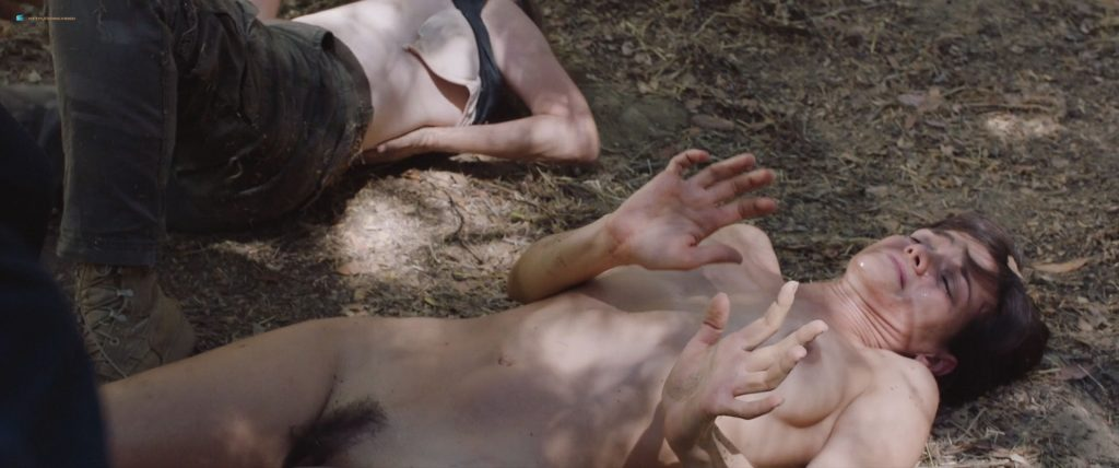 Jamie Bernadette nude full frontal Maria Olsen topless - I Spit on Your Grave: Deja Vu (2019) HD 1080p BluRay (7)