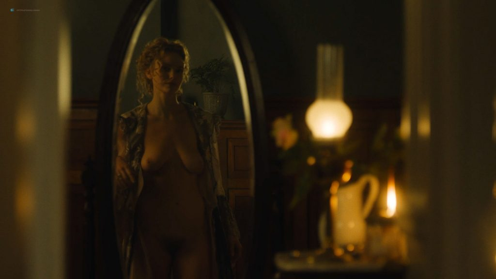 Joanna Vanderham nude full frontal and Olivia Cheng nude - Warrior (2019) s1e1 HD 1080p (11)