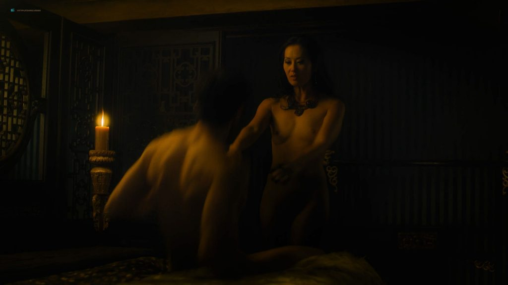 Joanna Vanderham nude full frontal and Olivia Cheng nude - Warrior (2019) s1e1 HD 1080p (2)