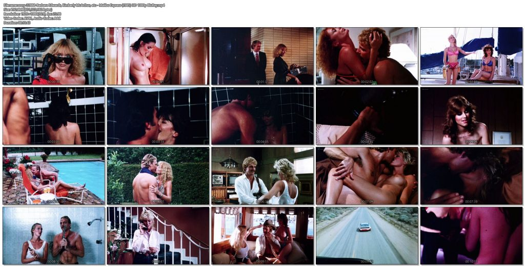 Kimberly McArthur nude topless Sybil Danning, Barbara Edwards other's nude too - Malibu Express (1985) HD 1080p BluRay (1)
