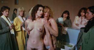 Lorraine De Selle nude Maria Romano and others nude too- Women's Prison Massacre (1983)