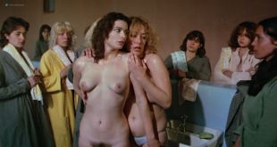 Lorraine De Selle nude Maria Romano and others nude too- Women's Prison Massacre (1983) (12)