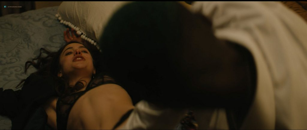 Margaret Qualley hot and sexy - Native Son (2019) HD 1080p Web (7)