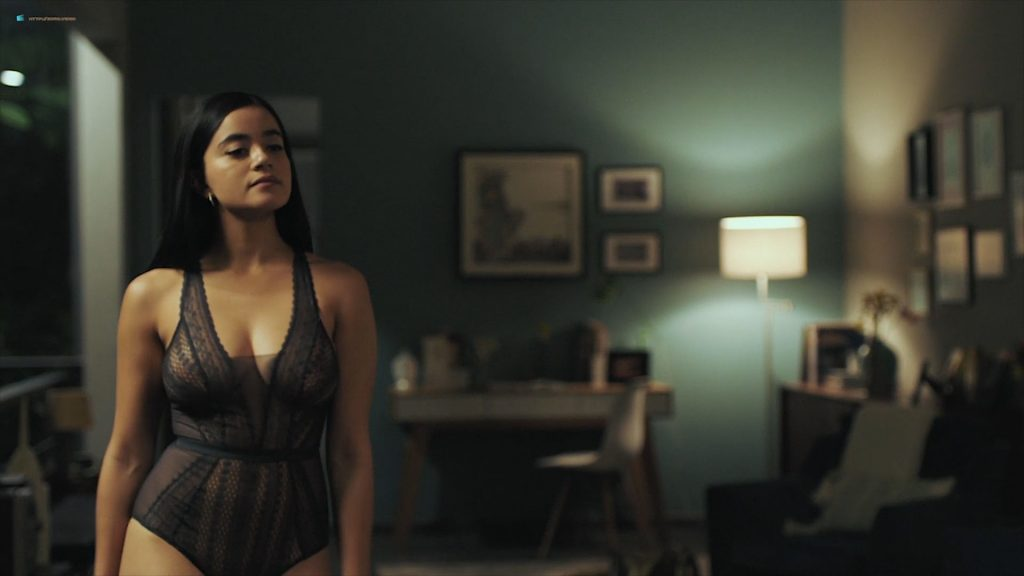 Paulina Gaitan nude topless and sex - Diablo Guardian (2019) S2 HD 1080p (18)