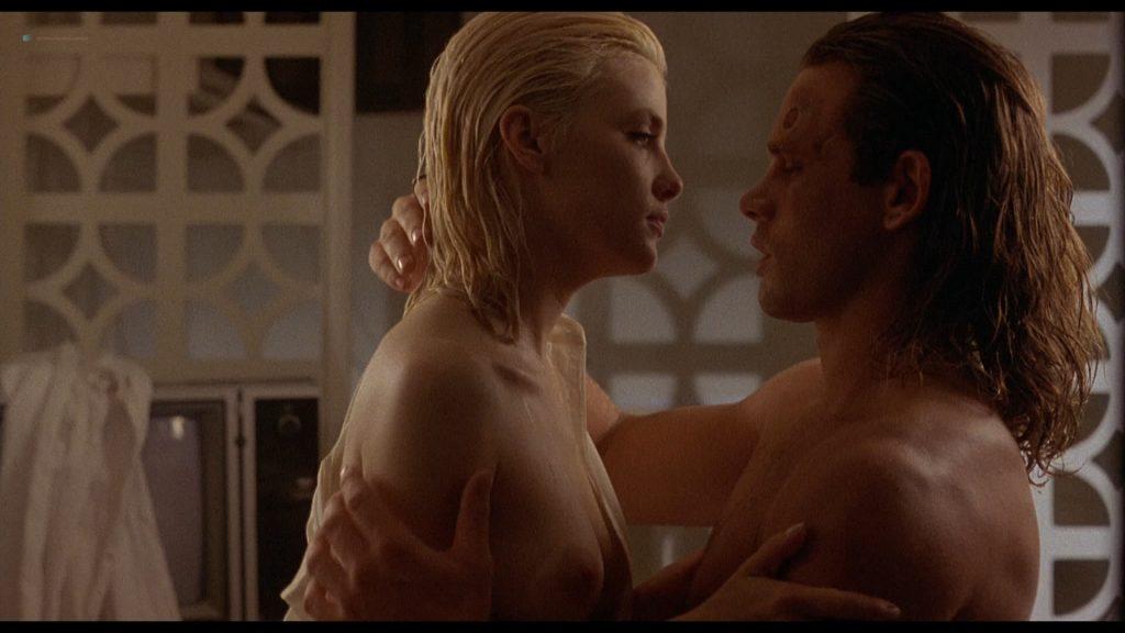 Sherilyn Fenn nude full frontal Kristy McNichol nude - Two Moon Junction (1988) HD 1080p BluRay(r) (11)