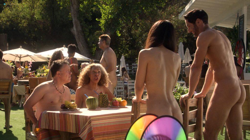 Aimee Garcia nude butt - Lucifer (2019) s4e6 HD 1080p (4)