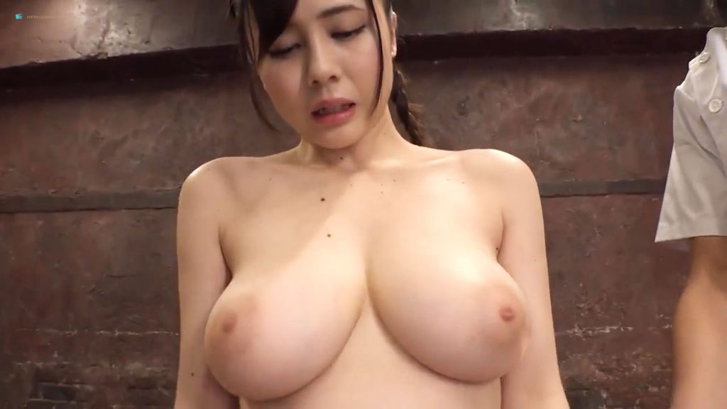 Aimi Yoshikawa nude busty topless and sex - Hope of breast (JP-2018) HD 1080p Web (5)