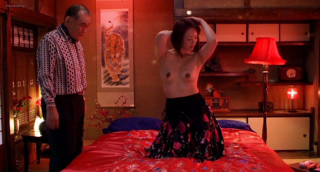 Asuka Kurosawa nude and sex and Megumi Kagurazaka and Hikari Kajiwara nude sex too - (JP-2010) HD 720p (10)