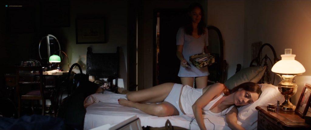 Bérénice Bejo nude sex and Martina Gusman nude lesbian sex - La quietud (AR-2018) HD 1080p (12)