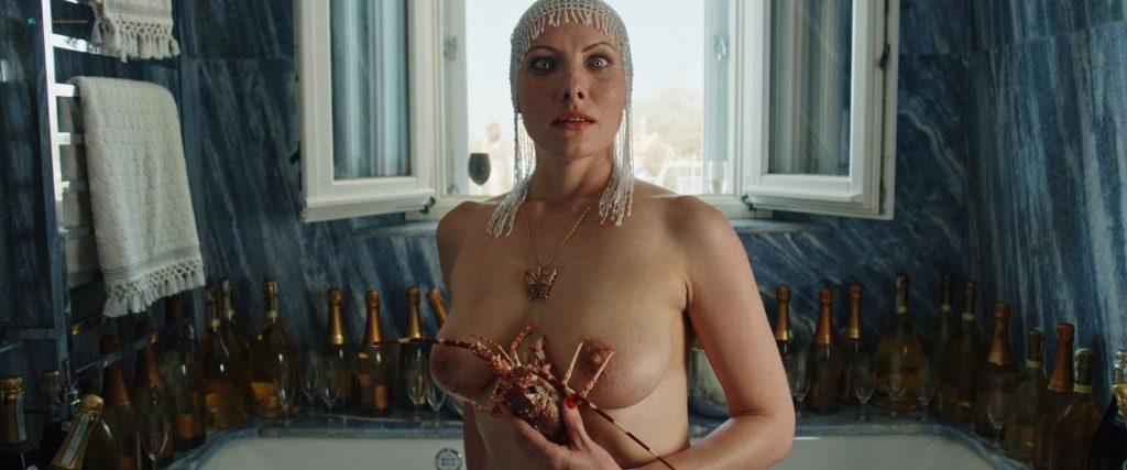 Elena Sofia Ricci nude sex Kasia Smutniak and others nude too - Loro (IT-2018) HD 1080p BluRay (10)