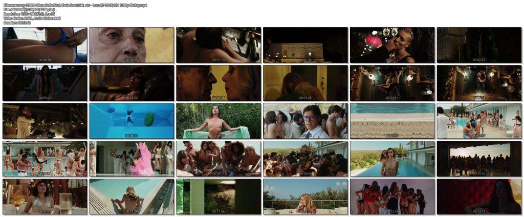 Elena Sofia Ricci nude sex Kasia Smutniak and others nude too - Loro (IT-2018) HD 1080p BluRay (1)