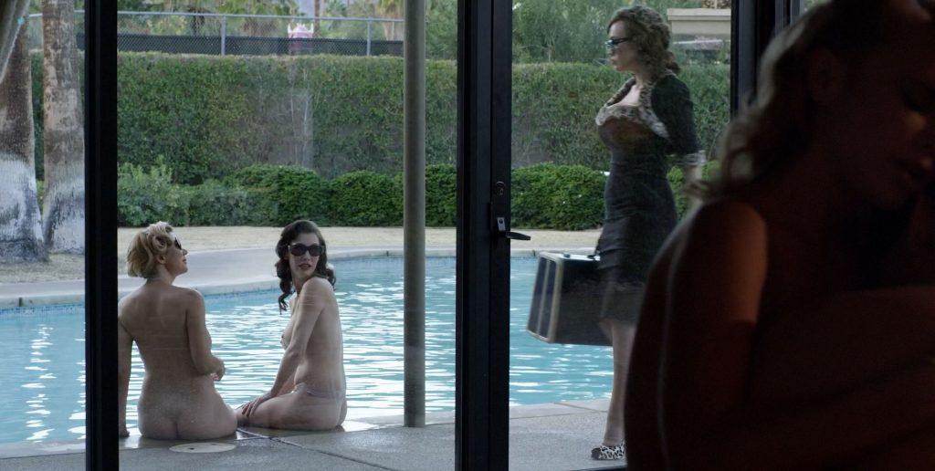 Emily Elicia Low nude butt Jacqui Holland and others nude bush topless - Frank and Ava (2018) HD 1080p Web (4)