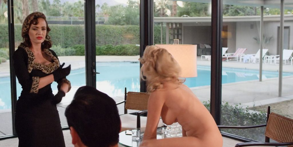 Emily Elicia Low nude butt Jacqui Holland and others nude bush topless - Frank and Ava (2018) HD 1080p Web (2)