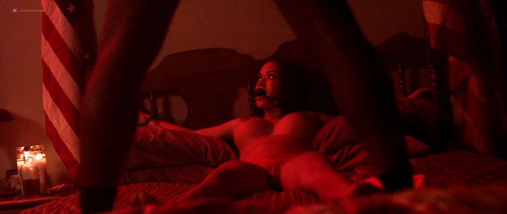 Emily Mena nude and bound Kyuubi Arbogast nude too - Rottentail (2018) (13)