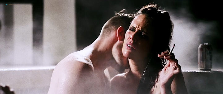Emily Mena nude and bound Kyuubi Arbogast nude too - Rottentail (2018) (5)