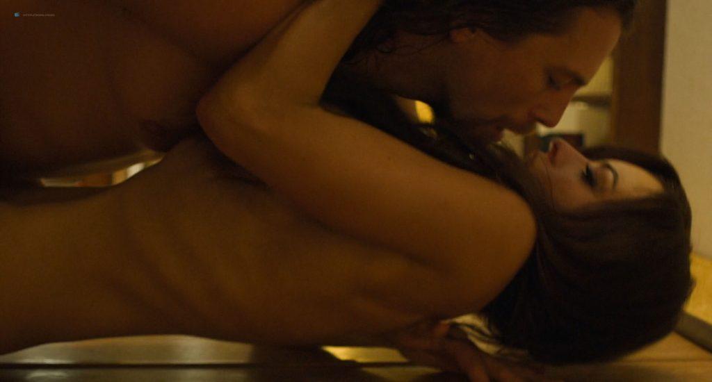 Francesca Eastwood hot sex Claire Holt and Alycia Debnam-Carey hot - A Violent Separation (2019) HD 1080p (7)