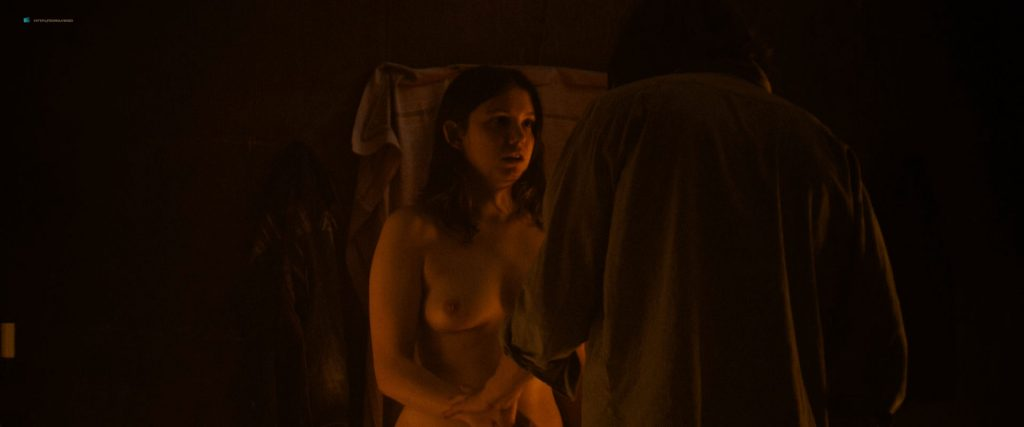 Hannah Murray nude sex Marianne Rendón, Kayli Carter and others nude too - Charlie Says (2018) HD 1080p Web (8)
