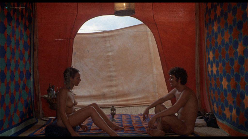 Ines Pellegrini nude full frontal Barbara Grandi and others nude explicit - Arabian Nights (1974) HD 1080p BluRay (r) (8)