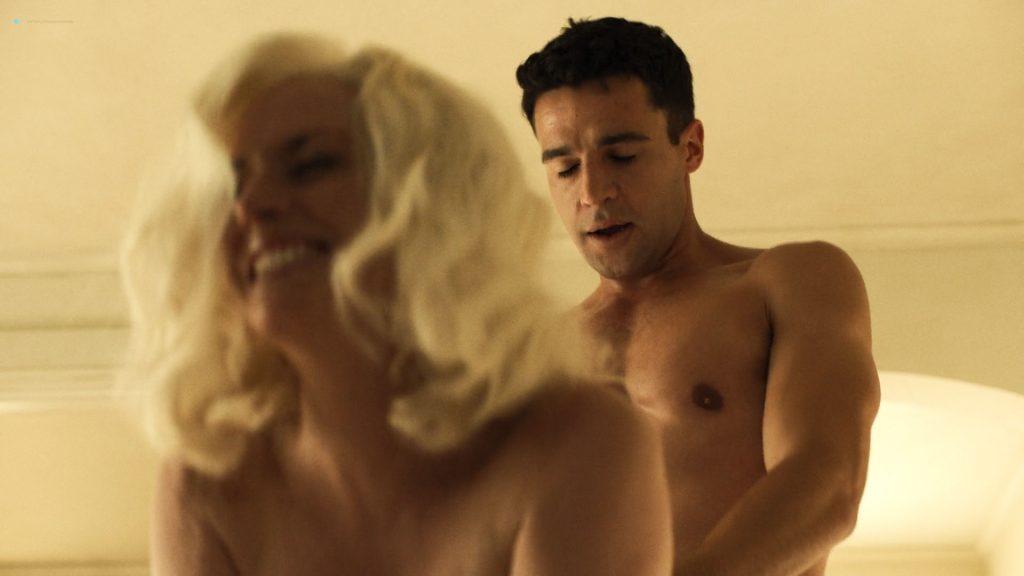 Julie Ann Emery nude topless butt and sex - Catch 22 (2019) s1e1 HD 1080p Web (9)