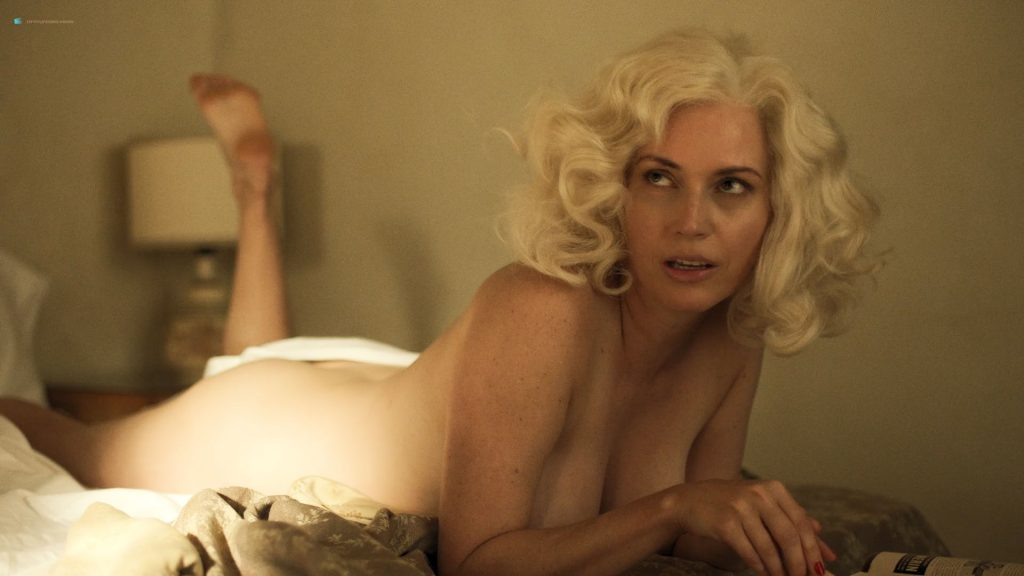 Julie Ann Emery nude topless butt and sex - Catch 22 (2019) s1e1 HD 1080p Web (3)