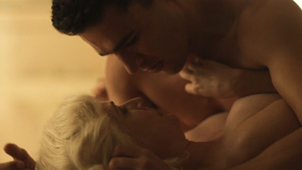 Julie Ann Emery nude topless butt and sex - Catch 22 (2019) s1e1 HD 1080p Web (2)