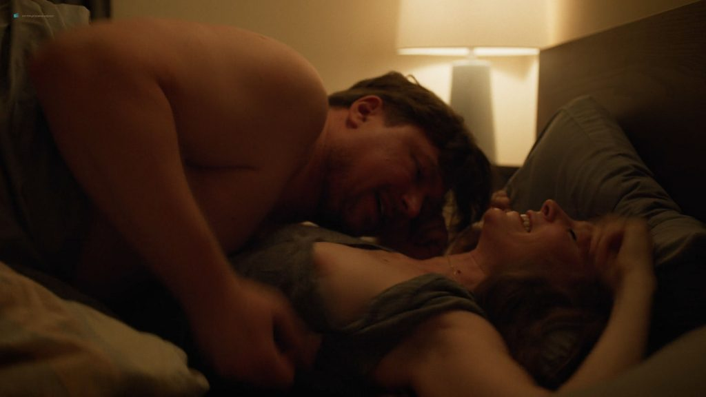 Lindsay Burdge nude topless Lydia House boobs Elizabeth Reaser sexy - Easy (2019) s1e3 HD 1080p (8)