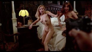Marianne Morris nude bush and sex Sally Faulkner and Anulka Dziubinska nude sex too - Vampyres (1974) HD 1080p BluRay (r)