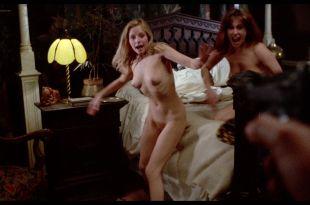 Marianne Morris nude bush and sex Sally Faulkner and Anulka Dziubinska nude sex too - Vampyres (1974) HD 1080p BluRay (15)