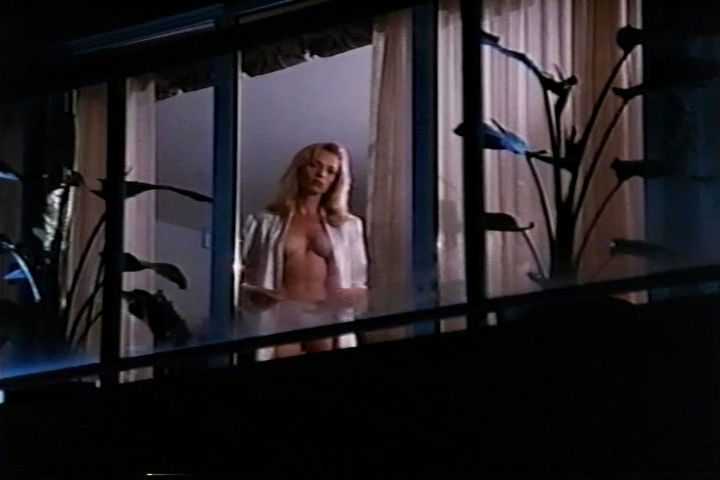 Mimi Craven nude topless and a lot of sex - Midnight Heat (1996) (14)