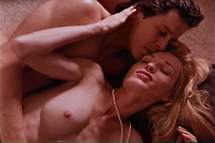 Mimi Craven nude topless and a lot of sex - Midnight Heat (1996) (9)