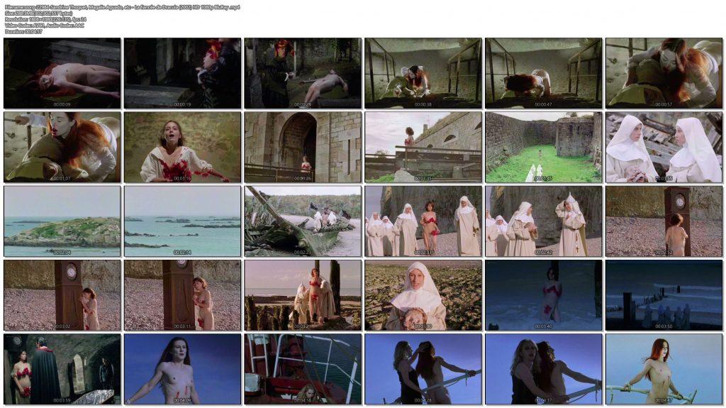 Sandrine Thoquet nude full frontal Magalie Aguado and others nude bush - La fiancée de Dracula (2002) HD 1080p (1)