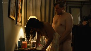 Stephanie Branco nude sex doggy style and Elizabeth Reaser nude butt - Easy (2019) s3e5 HD 1080p