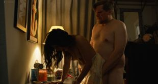 Stephanie Branco nude sex doggy style and Elizabeth Reaser nude butt - Easy (2019) s3e5 HD 1080p (3)