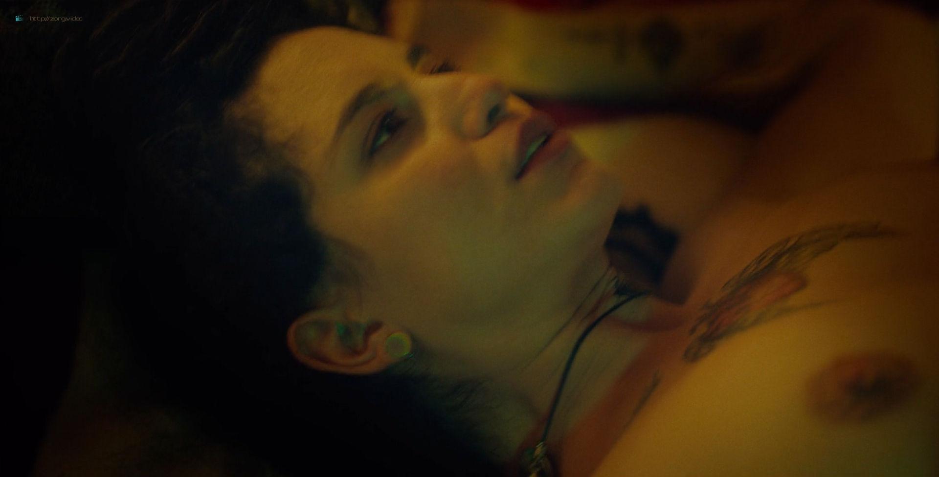 Ana Layevska nude lesbian sex with Florencia Ríos - Yankee (2019) S1 HD 1080p (12)