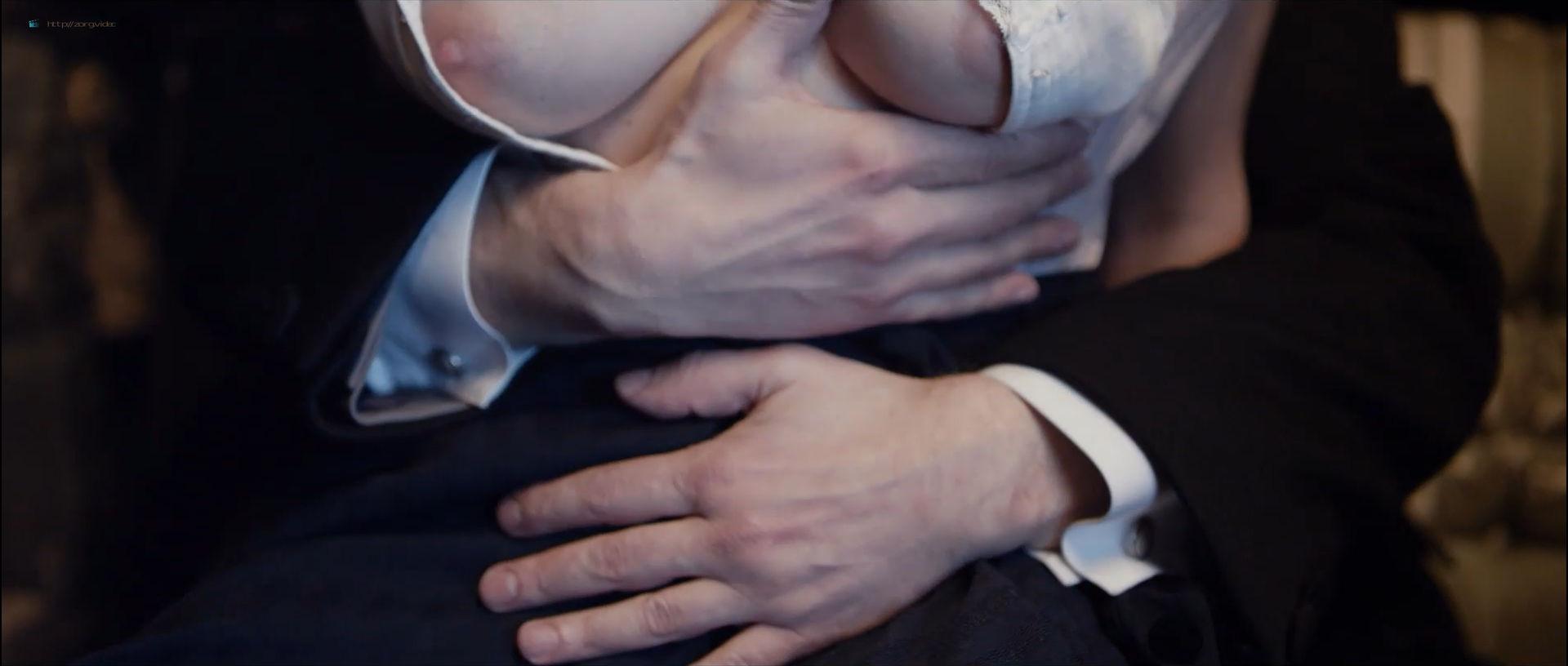 Anastasiya Meskova nude full frontal Olga Sutulova nude sex - Trotsky (2017) s1e1-2 HD 1080p (3)