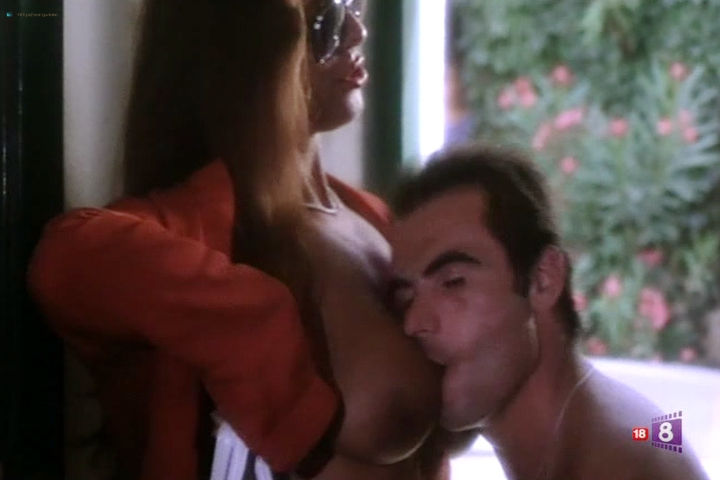 Andrea Albani nude and explicit Nina Herlan and others nude full frontal - The Hot Girl Juliet (Es-1981) TVrip (7)