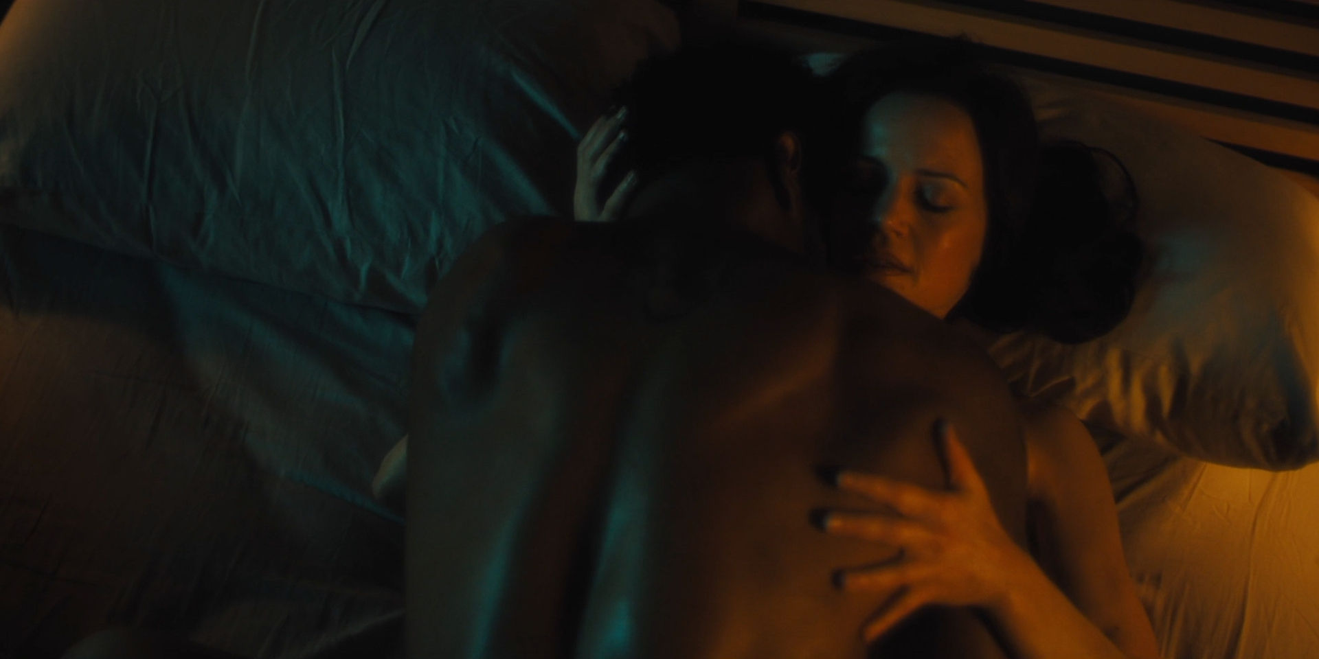 Carla Gugino hot some sex Jodie Turner-Smith nude and sex - Jett (2019 ) s1e1 HD 1080p (9)