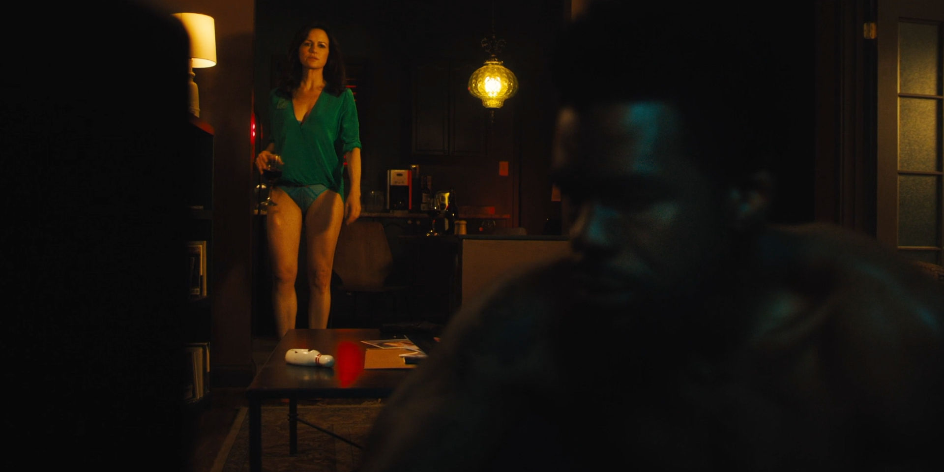 Carla Gugino hot some sex Jodie Turner-Smith nude and sex - Jett (2019 ) s1e1 HD 1080p (8)