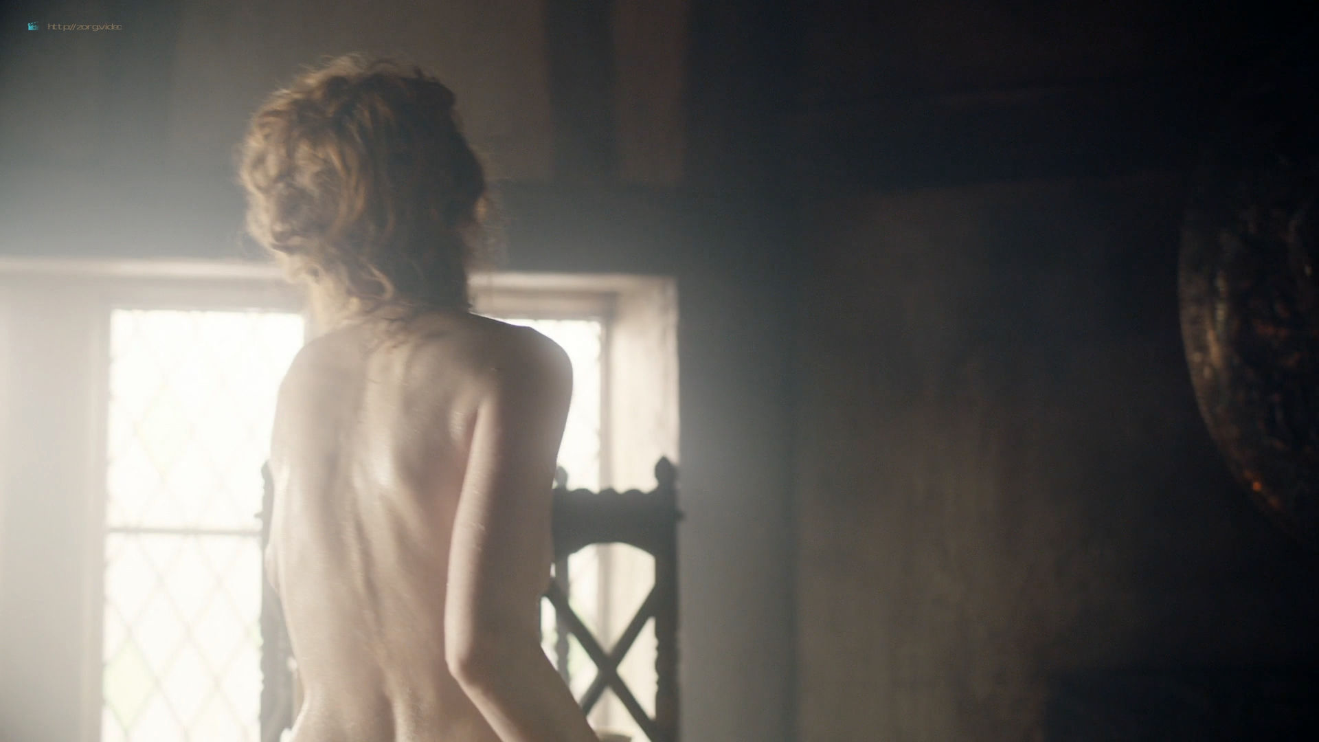 Charlotte Hope nude topless – The Spanish Princess (2019) s1e6 HD 1080p Web (3)