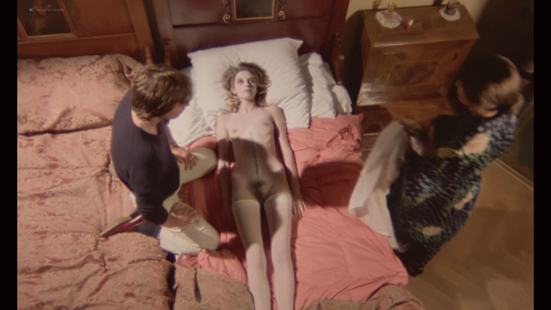 Cinzia Monreale nude full frontal Lucia D'Elia nude bush - Beyond the Darkness (IT-1979) HD 1080p BluRay (r) (10)