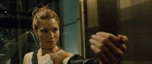 Jessica Biel hot and sexy - Blade Trinity (2004) HD 1080p BluRay