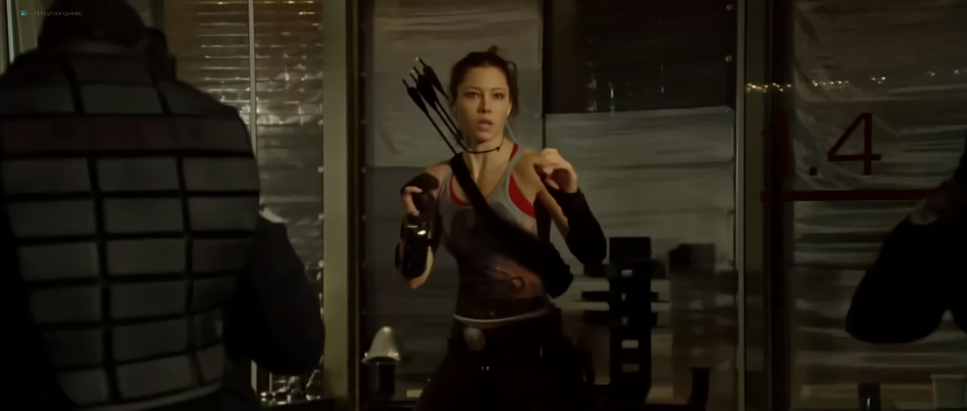 Jessica Biel hot and sexy - Blade Trinity (2004) HD 1080p BluRay (4)