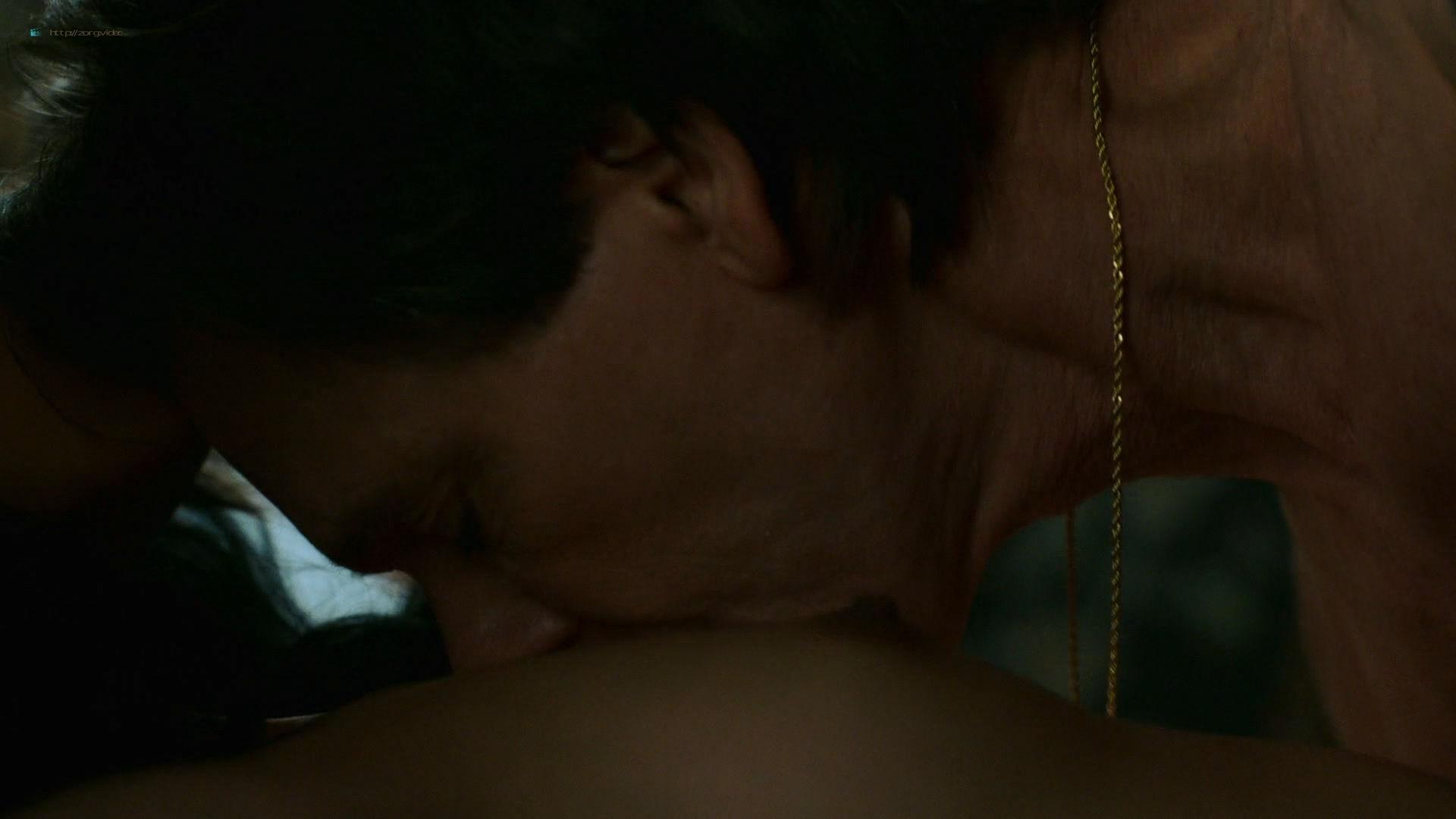 MaYaa Boateng nude topless in sex scene - City on a Hill (2019) s1e2 HD 1080p (2)