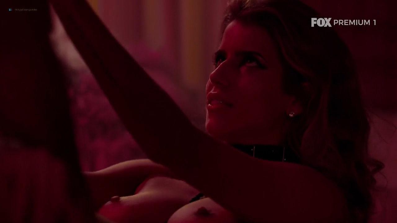 Maria Bopp nude sex threesome with Ana Hartmann - Me Chama De Bruna (2018) S03E07 HDTV 720p (8)