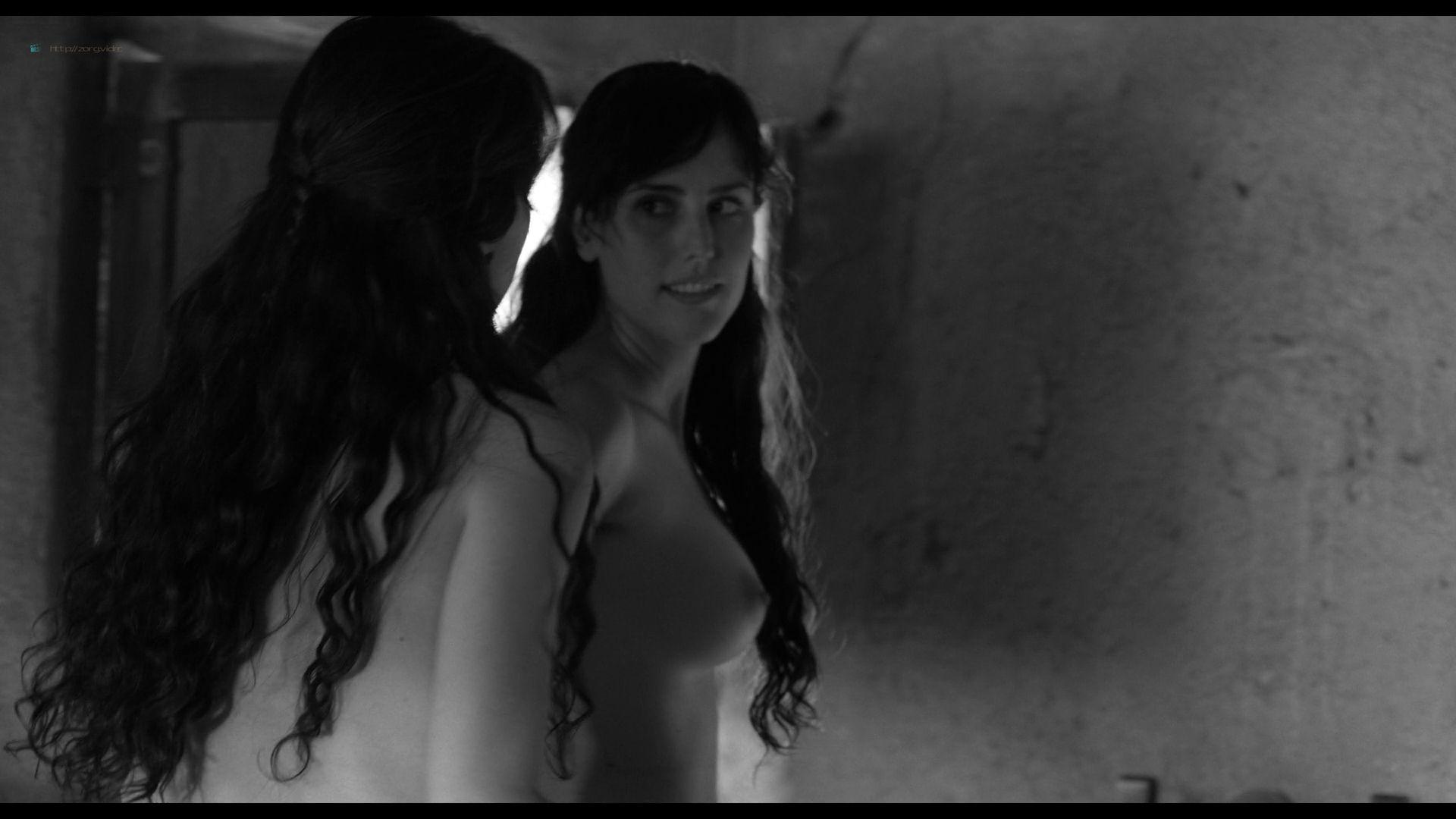 Natalia de Molina nude full frontal Greta Fernández nude lesbian - Elisa y Marcela (SP-2019) HD 1080p Web (5)