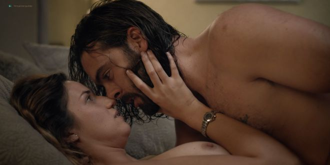 Pamela Almanza nude topless and sex - Yankee (2019) s1e1 HD 1080p (2)