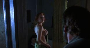 Scarlett Johansson sexy side boob - A Love Song for Bobby Long (2004) HD 1080p BluRay (7)